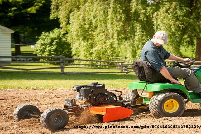 Making Use of the Rototiller